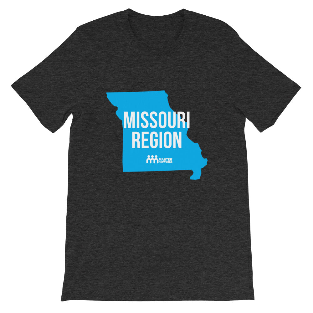 Missouri Region Short-Sleeve Unisex T-Shirt
