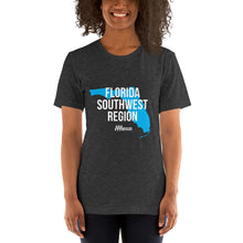 Load image into Gallery viewer, Florida Southwest Region Short-Sleeve Unisex T-Shirt