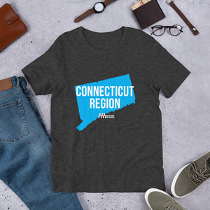 Connecticut Region Short-Sleeve Unisex T-Shirt