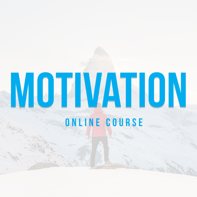 Online Course- MOTIVATION