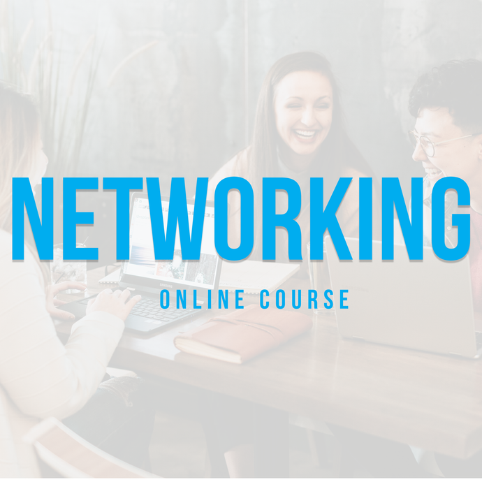 Online Course- NETWORKING
