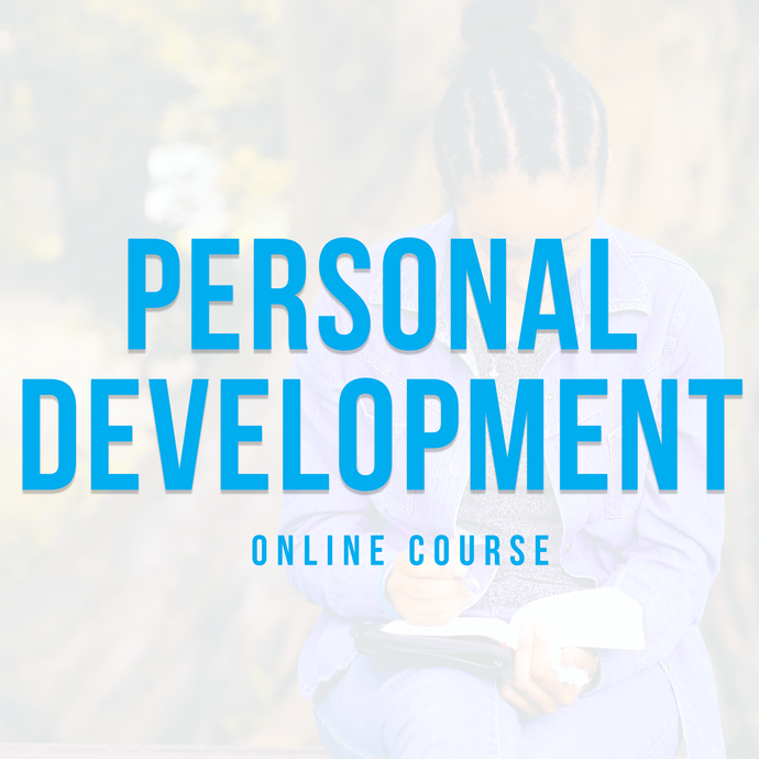 Online Course- PERSONAL DEVELOPMENT