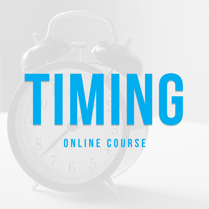 Online Course- TIMING