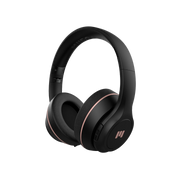Boom Headphones Rose gold in black - CFbraces