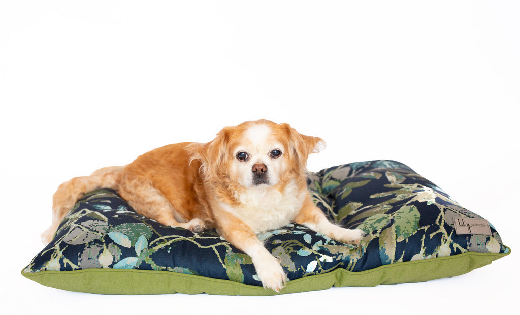 The Marley Pet Pouf