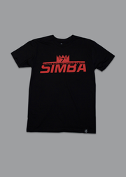 Black Simba Young King Crowned By God T-Shirt