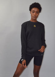 Black KOP Crewneck Sweatshirt