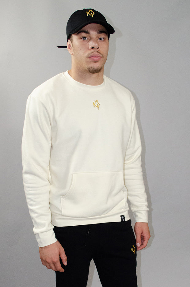 Cream KOP Crewneck Sweatshirt
