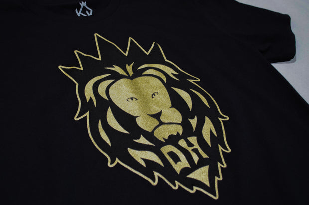 Black Simba Draft T-shirt *Limited 'Royalty' Edition*