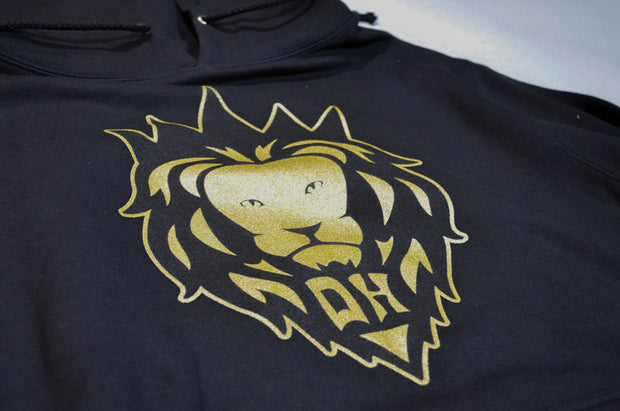 Black Simba Draft Sweatshirt *Limited 'Royalty' Edition*