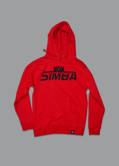 Red Simba Young King Crowned By God Sweatshirt