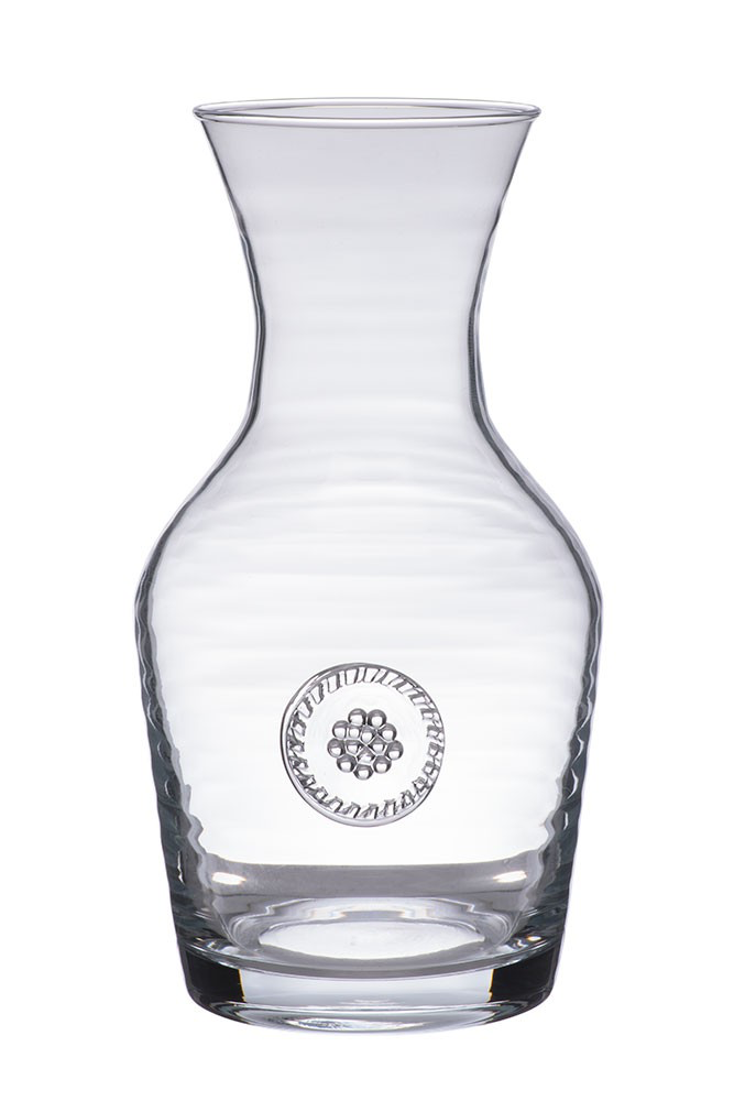Berry and Thread Wine Carafe