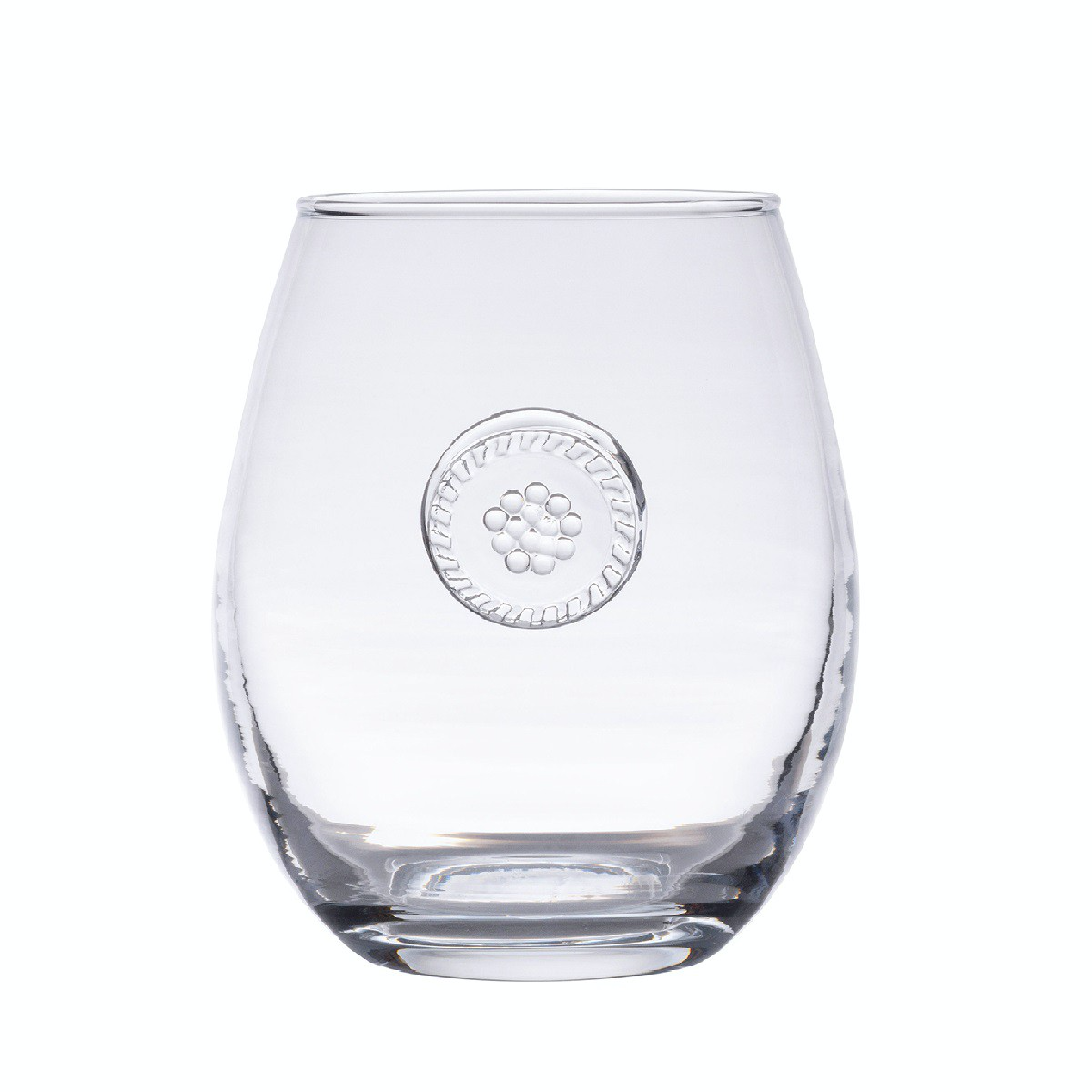 Berry and Thread Stemless White Wine