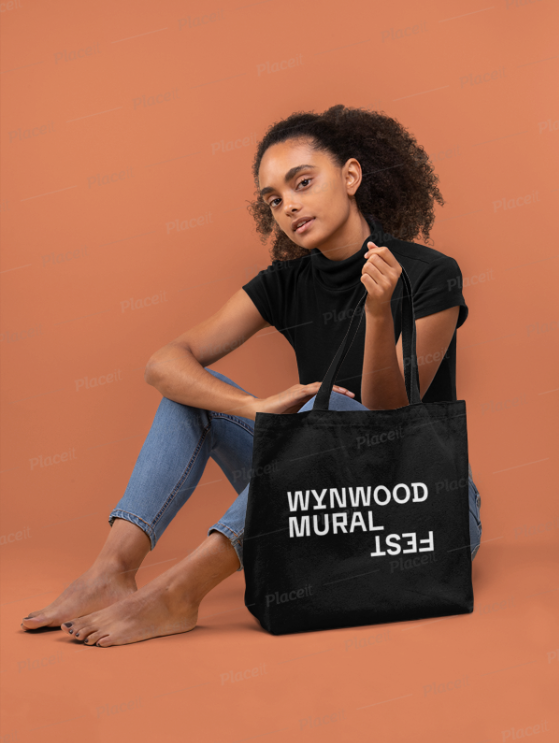 Wynwood Mural Fest Tote Bag