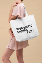 Load image into Gallery viewer, Wynwood Mural Fest Tote Bag