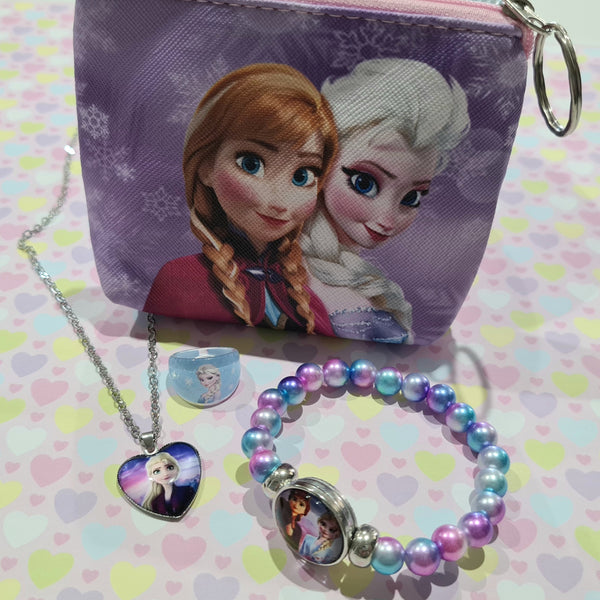 Frozen Jewellery Gift Set