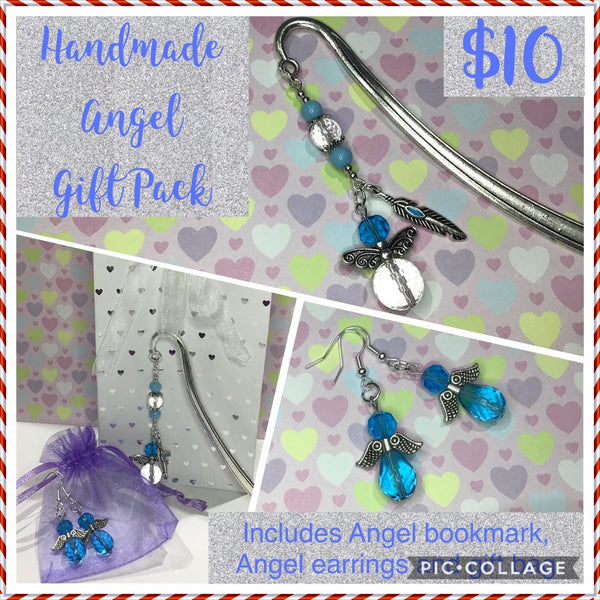 Blue Bookmark Gift Pack
