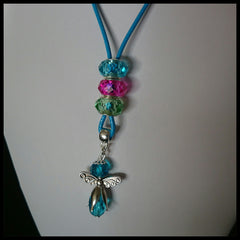 Kids Beaded Angel Necklace - Find Something Special