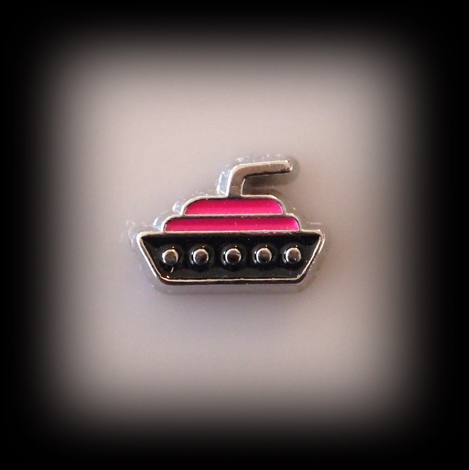Cruise Ship Floating Charm - Find Something Special