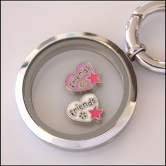 Friends Floating Charm - Find Something Special
