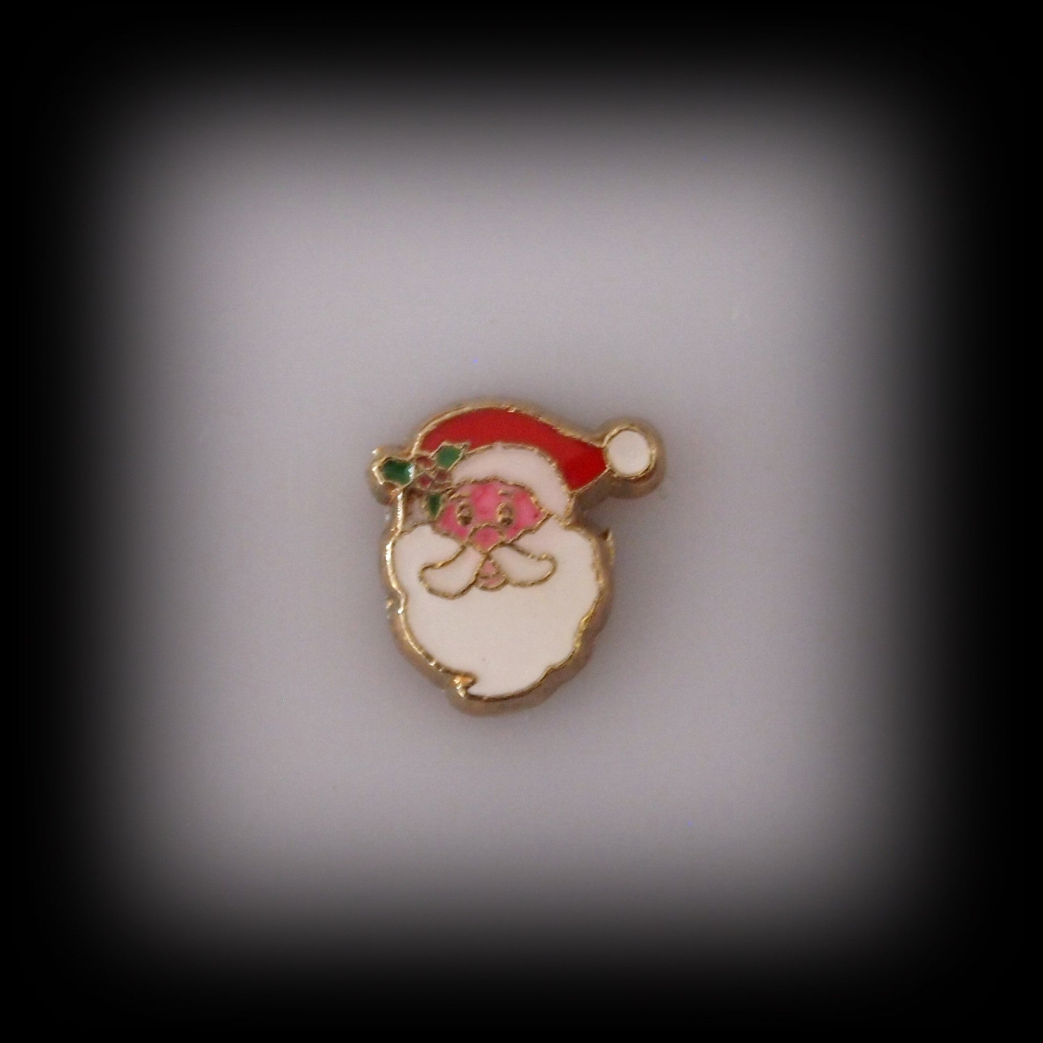 Santa Floating Charm - Find Something Special