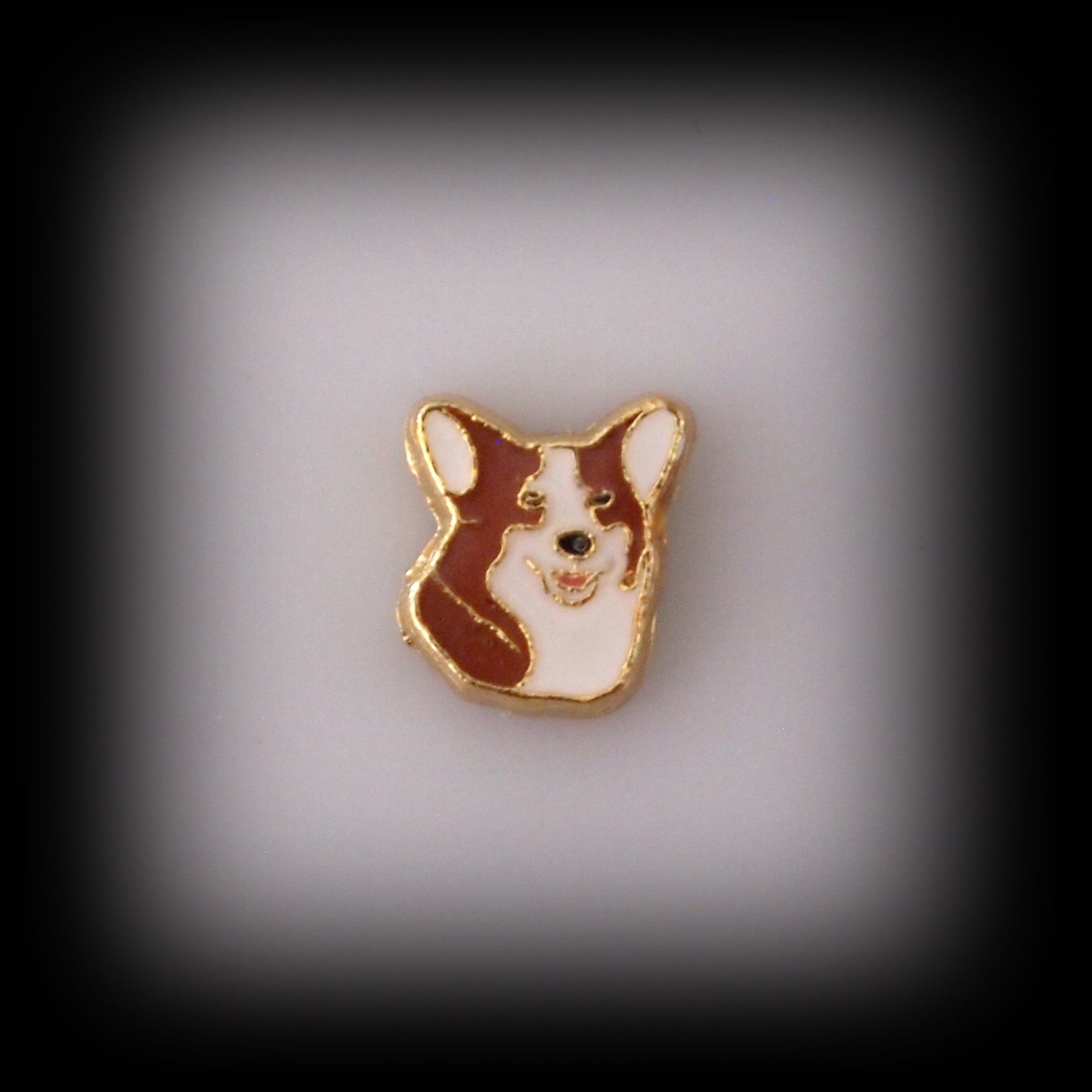 Corgi Floating Charm - Find Something Special