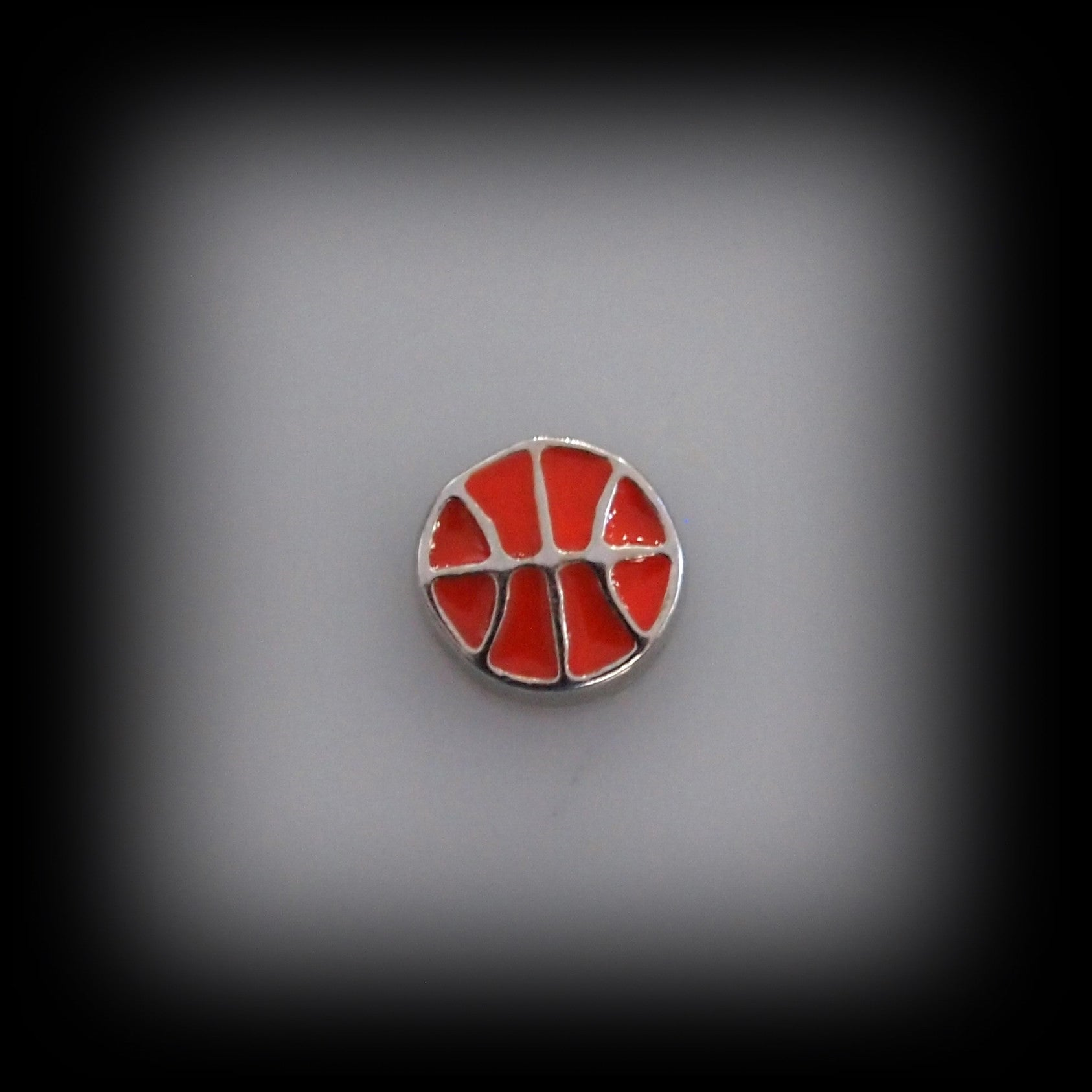 Basketball Floating Charm - Find Something Special