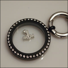 Number 1 Mum Floating Charm - Find Something Special
