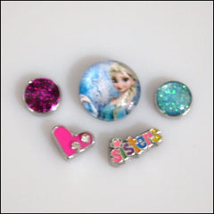 Frozen Floating Charm Set - Find Something Special