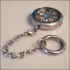 Rolo Key Chain for Living Locket - Find Something Special