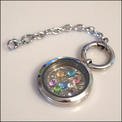 Rolo Key Chain for Living Locket - Find Something Special - 3
