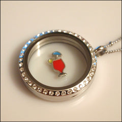 Cocktail Floating Charm - Find Something Special