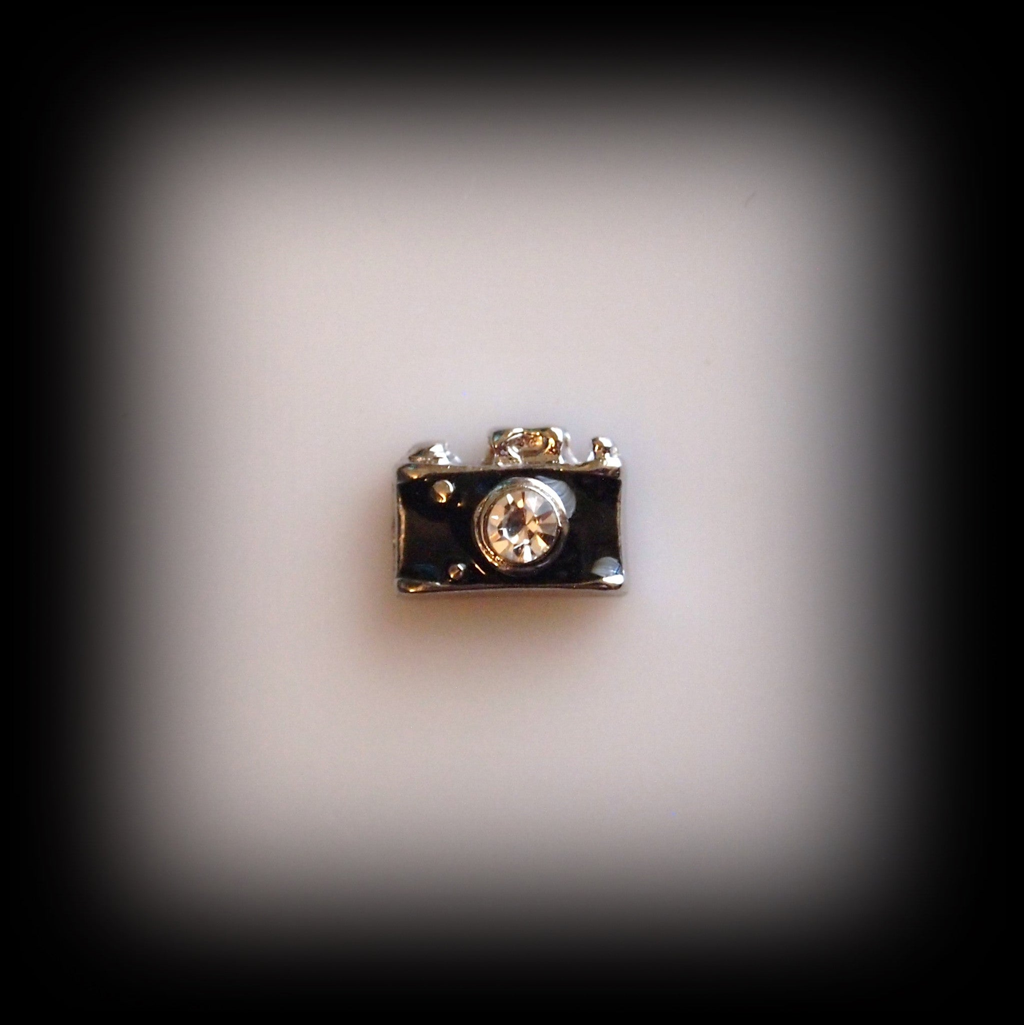 Camera Floating Charm - Find Something Special