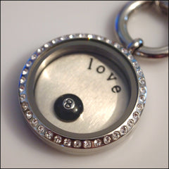 Lucky 8 Ball Floating Charm - Find Something Special
