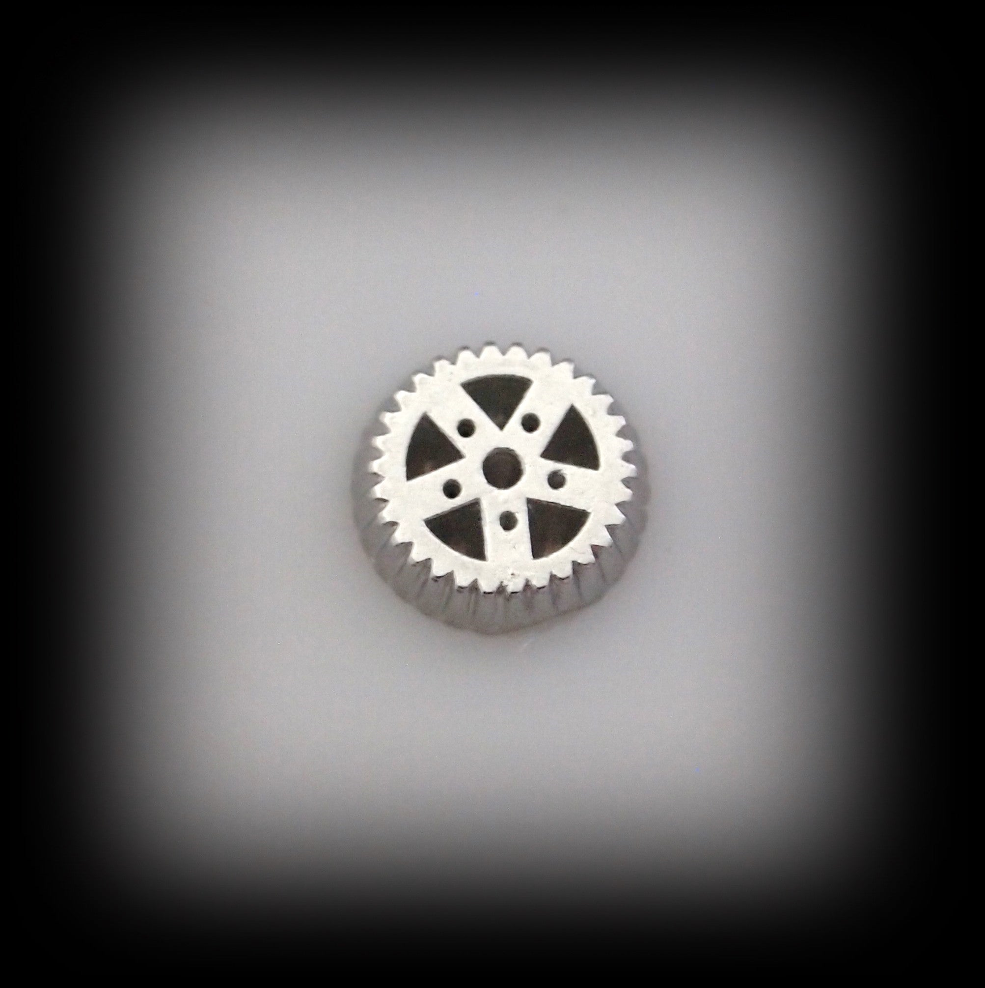 Cog Floating Charm - Find Something Special