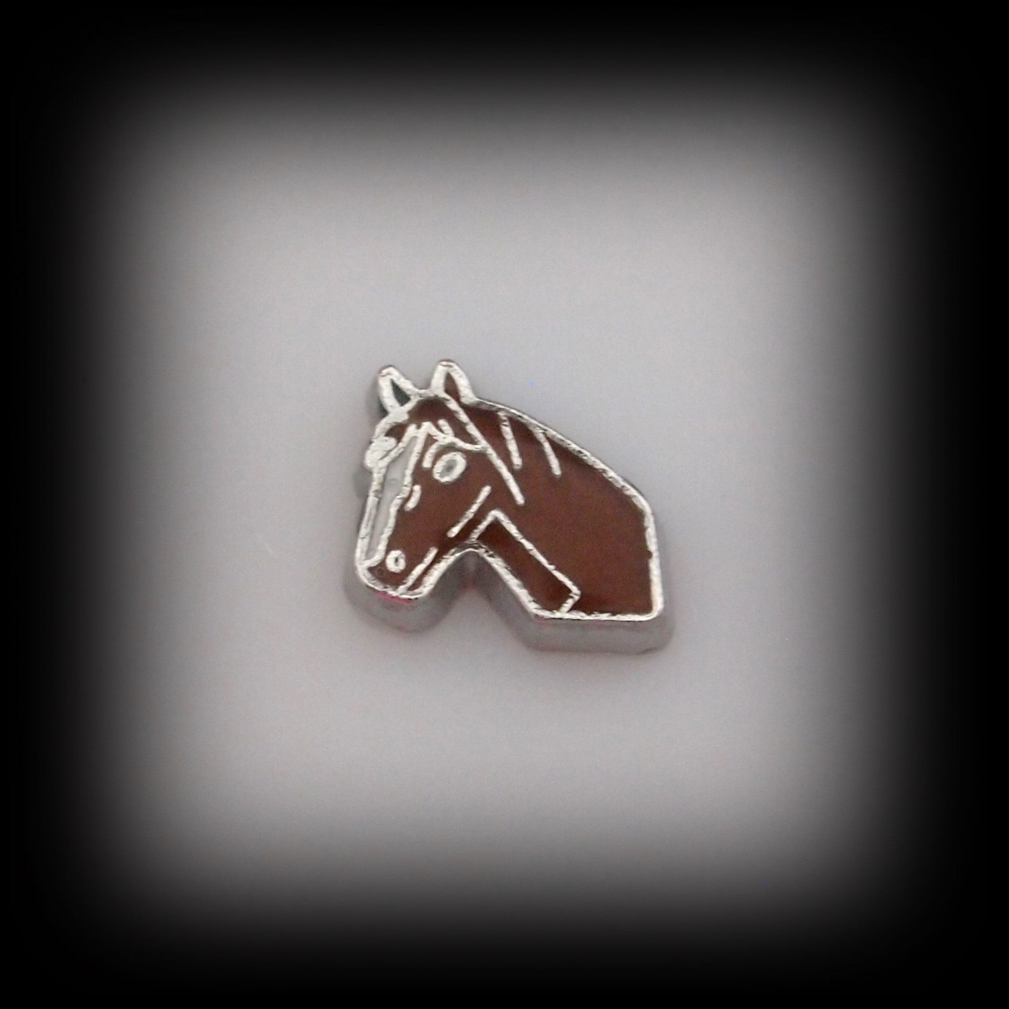 Horse Head Floating Charm - Find Something Special
