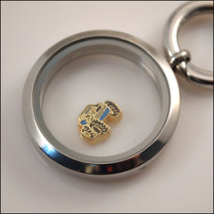 Monster Truck Floating Charm - Find Something Special