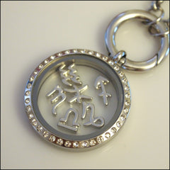 Zodiac Symbol Floating Charm - Find Something Special - 2