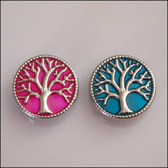 Tree of Life Snap Button - Find Something Special