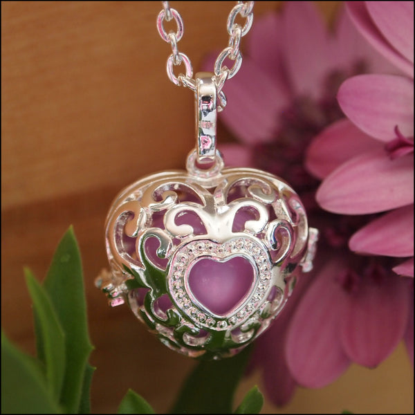 Capture my Heart Harmony Ball - 18mm