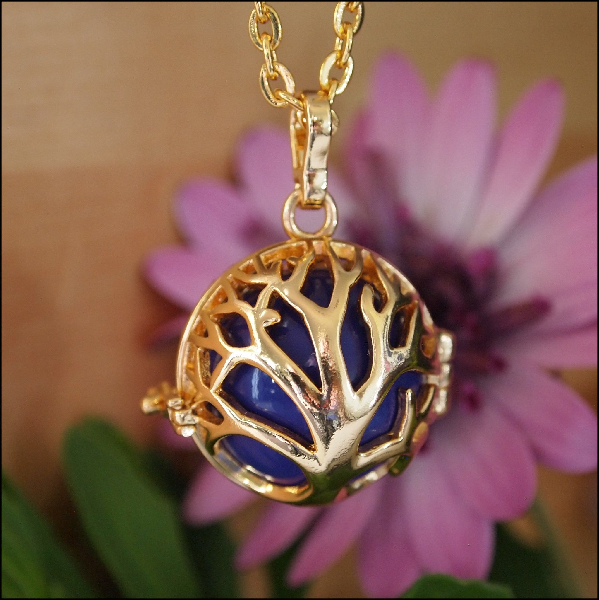 Tree of Life Harmony Ball - 20mm - Find Something Special