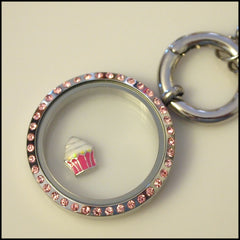 Cupcake Floating Charm - Find Something Special