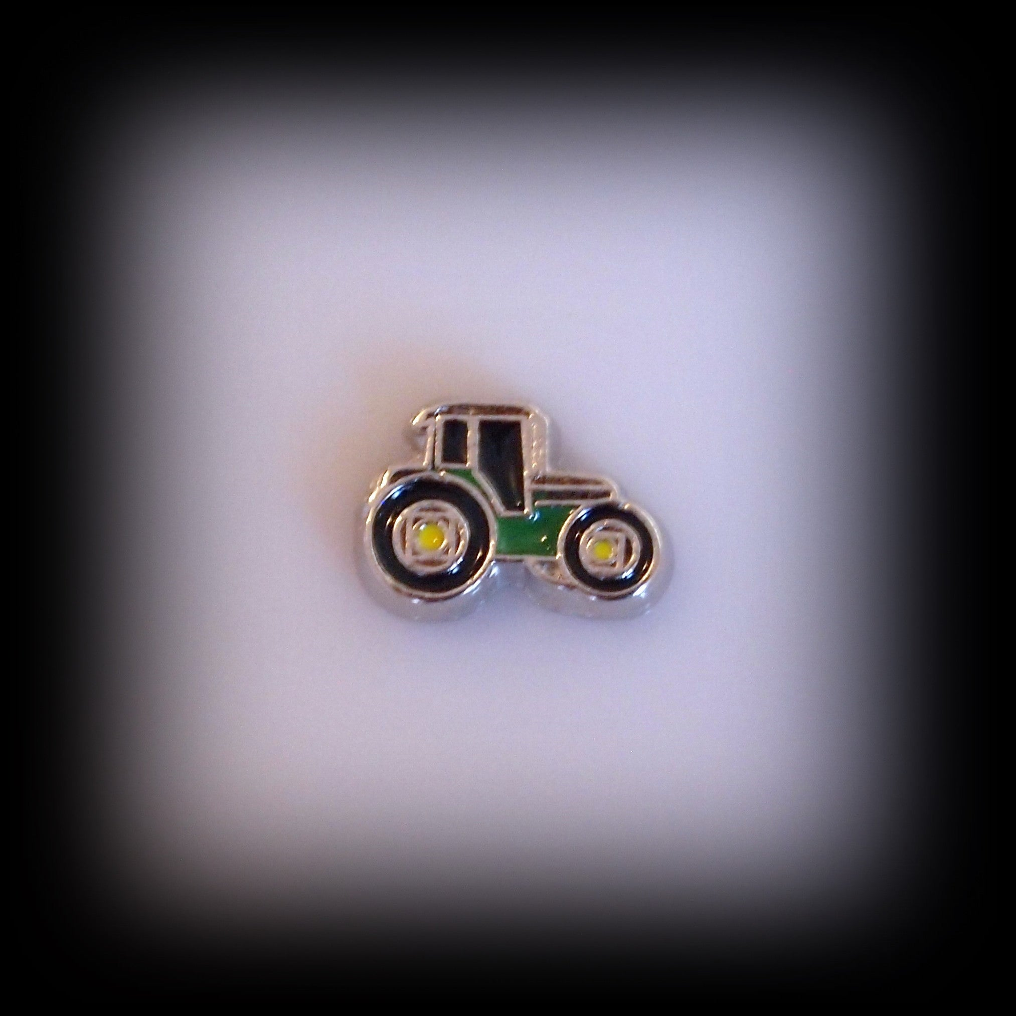 Tractor Floating Charm - Find Something Special - 1
