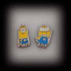 Minion Floating Charm - Find Something Special
