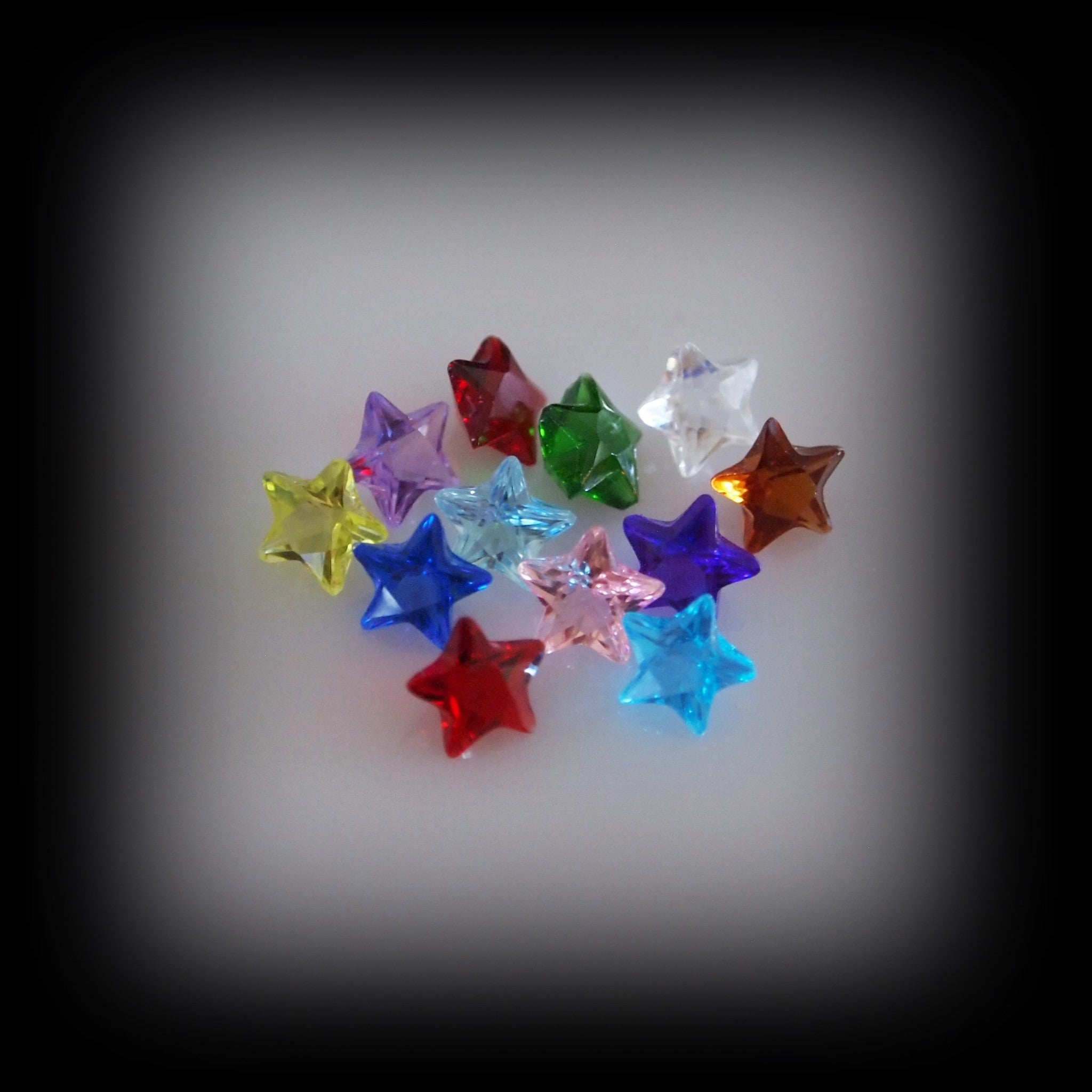 Floating Crystal Star Cluster