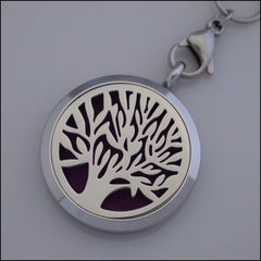 Tree of Life Perfume Pendant