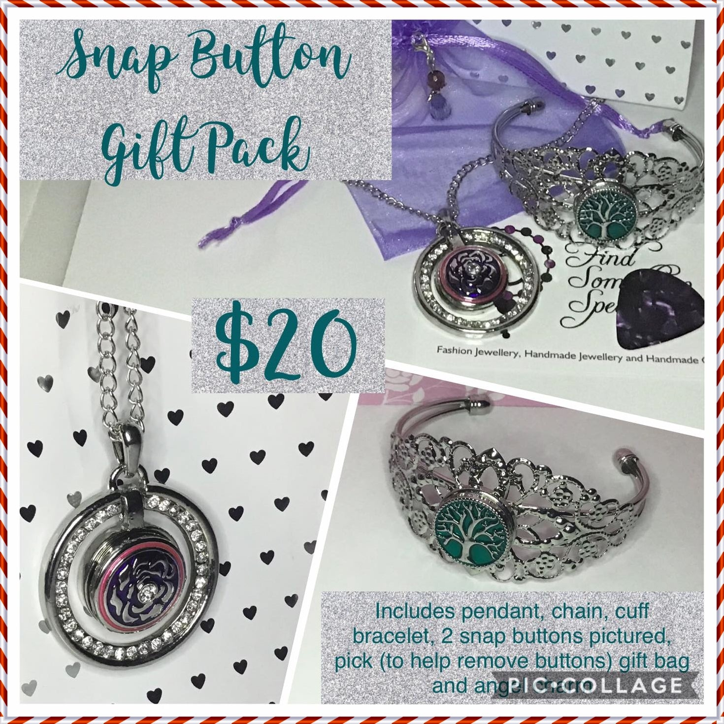 Snap Button Gift Pack