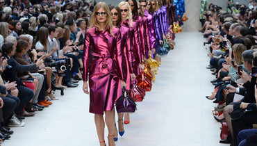 London Fashion week Top Trends