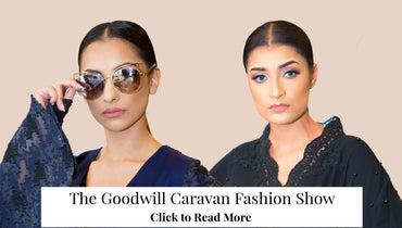 The Goodwill Caravan Fashion Show