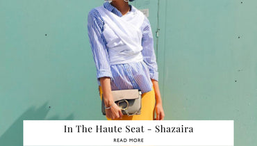 In the Haute Seat - 'Shazaira'